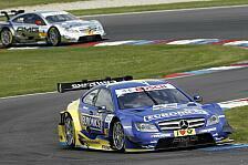 DTM - Lausitz gutes Pflaster f�r die Sterne: Lausitzring: Stimmen der Mercedes-Fahrer