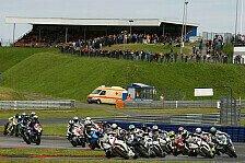 IDM - Auftakt von 28. bis 30. April 2014 : Offizielles Er�ffnungstraining auf dem Lausitzring