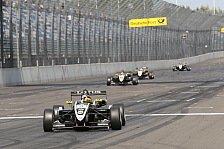 Formel 3 Cup - Glimpflicher Unfall: Kirchh�fer baut F�hrung weiter aus
