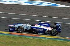 GP3 - Zwei Premieren in der ersten Reihe: Kevin Korjus holt in Silverstone erste Pole
