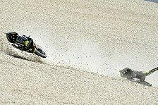 MotoGP - Schmerzhafte Verletzung erlitten: Crutchlow am Samstag zum Medizin-Check