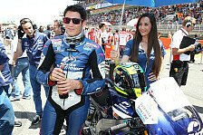 MotoGP - Eine Suter-Yamaha f�r Martinez: Macht Aspar gemeinsame Sache mit Suter?