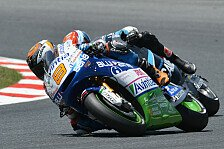 MotoGP - Silvas R�ckkehr auf die gro�e B�hne: Barbera: Setup-Fehler macht alles zunichte