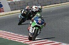 Moto2 - Rang zw�lf : Krummenacher in den Punkten
