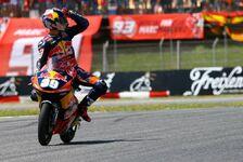 Moto3 - Dritter Sieg in Serie: Hattrick f�r Salom