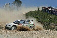 Rallye - Wiegand will in Sardinien aufs Podium