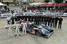 24 h von Le Mans - Bestes privates LMP1-Team: Strakka jubelt ged�mpft