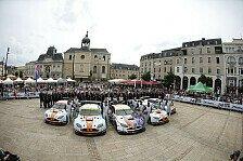 24 h von Le Mans - Scrutineering