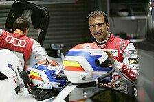 24 h von Le Mans - Nachtschicht f�r Audi in Le Mans: Nach Unfall: Gen� ersetzt Duval