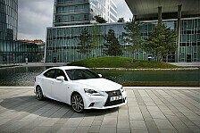 Auto - Vollhybridantrieb in allen Baureihen: Lexus IS: Startschuss in Deutschland