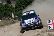 WRC - Restart fraglich: Novikov: Aufschrieb-Fehler bedeutet Sardinien-Aus