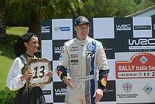 WRC - Keine �berraschungen auf Sardinien: Latvala entscheidet sich f�r Startplatz 13