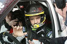 WRC - Gelungene Generalprobe f�r das Heimspiel : Shakedown WRC 2: Sepp Wiegand Drittschnellster