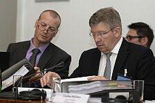 Formel 1 - Keine weiteren Informationen: FIA-Tribunal: Urteil am Freitag