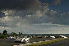 24 h von Le Mans - Keine Positions-Verbesserungen erzielt: Porsche-Piloten meckern �ber Wetter