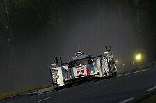 24 h von Le Mans - Audi strauchelt : Halbtrocken in die Nacht
