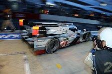 24 h von Le Mans - Drei Audi starten von ganz vorne: Finale Quali: Duvals Bestzeit f�llt nicht