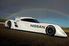24 h von Le Mans - Spannendes Projekt, gro�e Ziele: Video - Vorstellung des Nissan ZEOD RC