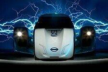 24 h von Le Mans - Elektro-DeltaWing 2013 in Le Mans: Nissan: �ber 56. Garage in die LMP1
