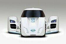 24 h von Le Mans - Nissans Elektro-Bolide