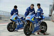 MotoGP - Spritverbrauch wird interessant: Suzuki muss auf Magneti Marelli umsteigen