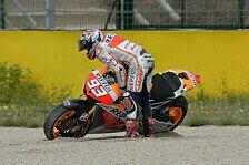 MotoGP - Marquez: Bremsdefekt bei 260 km/h!