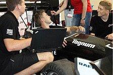 Formula Student - Race Camp in vollem Gange: ZF liefert Bauteile f�r Elektroantrieb