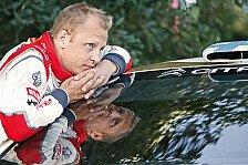 WRC - Geschenk zum 33. Geburtstag: Hirvonen setzt Qualifying-Bestzeit