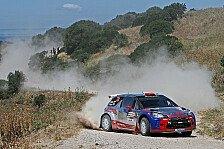 WRC - Zwei auf einen Streich: WRC2: Kubica siegt auf Sardinien