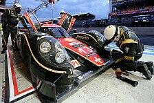 24 h von Le Mans - Unf�lle werden mehr und mehr: Andrea Belicchi im Krankenhaus