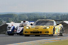 24 h von Le Mans - Donnerstag
