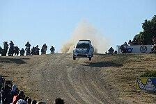 WRC - Kein zu gro�es St�ck vom Kuchen wollen: Latvala: P2 nur mit maximalem Risiko