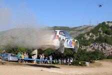 WRC - Die Fans haben entschieden: Ogiers Sprung Motorsport-Moment des Jahres