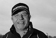 VLN - Gesundheitliche Probleme m�gliche Ursache: Wolf Silvester bei VLN-Lauf verstorben