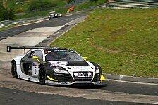 VLN - Stuck-R8 schwer verunfallt: Phoenix Racing auf Pole-Position