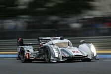 24 h von Le Mans - Keine Fehler erlaubt: Toyota sitzt Audi im Nacken
