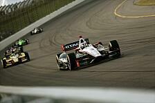 IndyCar - Pole geht an Will Power: Castroneves gewinnt ungew�hnliche Quali