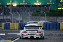 24 h von Le Mans - Beide Elfer im Ziel: Proton: Dempsey macht guten Job