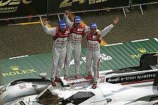 24 h von Le Mans - Schlaflosigkeit, Trauer und Jubel: Duvals emotionale Achterbahnfahrt