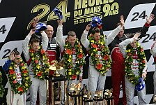 24 h von Le Mans - Fakten zu Audis Triumph