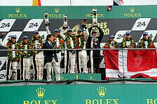 24 h von Le Mans - Stimmen nach den Porsche-Siegen
