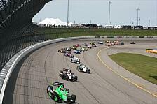 IndyCar - Drei v�llig unterschiedliche Kurven: Vorschau: R�ckkehr auf den Pocono-Raceway