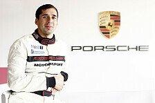 WEC - Endlich im Werksteam: Porsche best�tigt: Jani neuer Werksfahrer