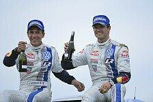 WRC - Liebe auf den ersten Blick?: Ogier und Ingrassia packen aus