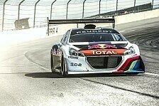 Mehr Rallyes - Es wird ernst: Loeb bei Pikes Peak: Nur ein Schuss