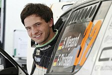 Rallye - Wiegand/Christian: Erster gemeinsamer Asphaltlauf