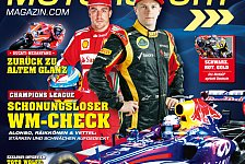 Formel 1 - Schonungsloser WM-Check: Jetzt im Handel: Motorsport-Magazin #31