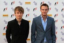Formel 1 - Kommt Kovalainen?: Caterham-Duo ohne Zukunftssorgen