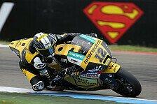 Moto2 - Von 17 auf acht: L�thi liefert starke Aufholjagd