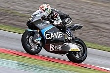 Moto2 - Zarco sieht noch Verbesserungsbedarf: Trainingsbestzeit nur ein Zwischenschritt